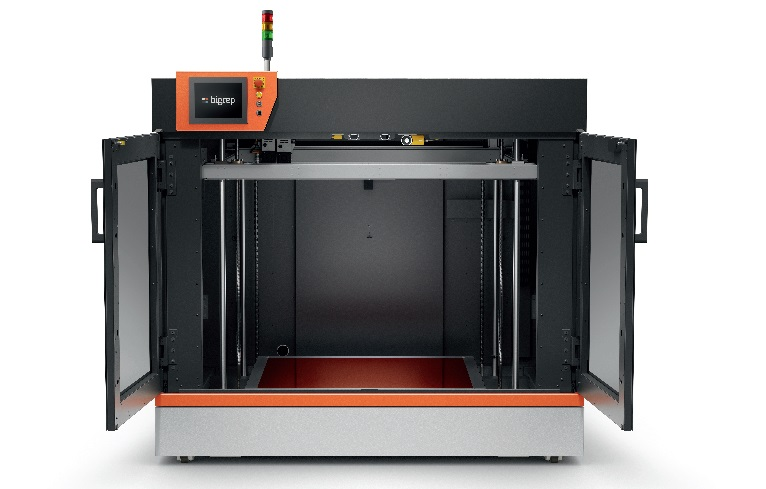 The BigRep PRO 3D printer. Photo via BigRep.