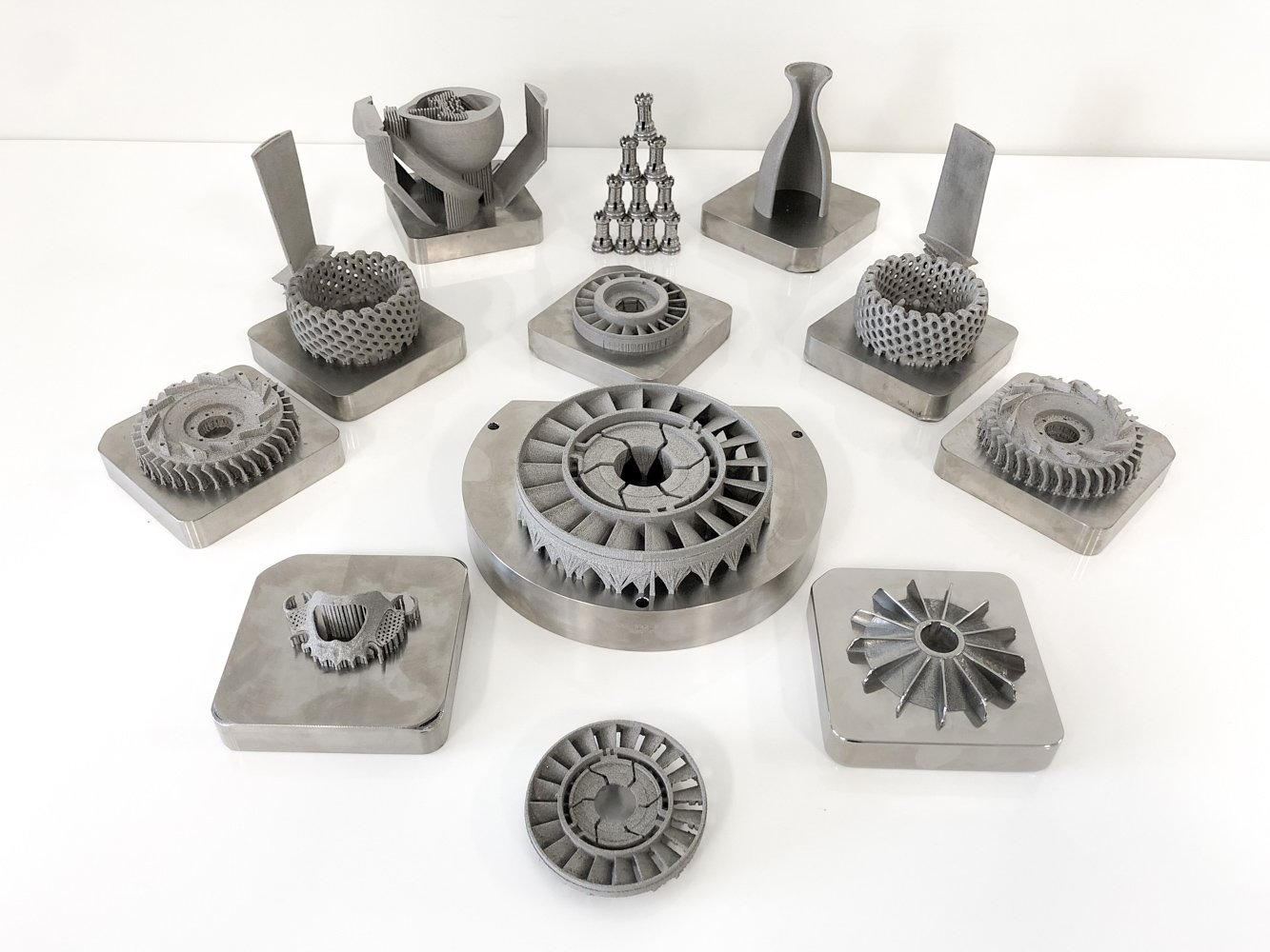 3D printing samples not for sale