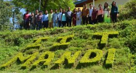 The research group at the IIT Mandi. Image via EDexLive