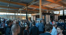 The CEAD CFAM Prime launch event. Photo via Gijs Lokker.