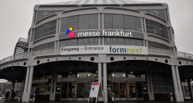 Formnext 2018 in Frankfurt. Photo by Michael Petch.