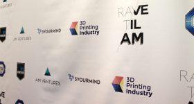 The Rave Til AM sponsor banner.