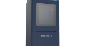 The FUNMAT PRO 410 3D printer. Image via INTAMSYS