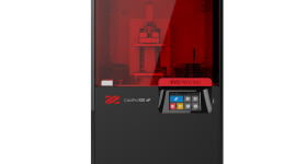 The CastPro120 xp DLP printer. Image via XYZprinting