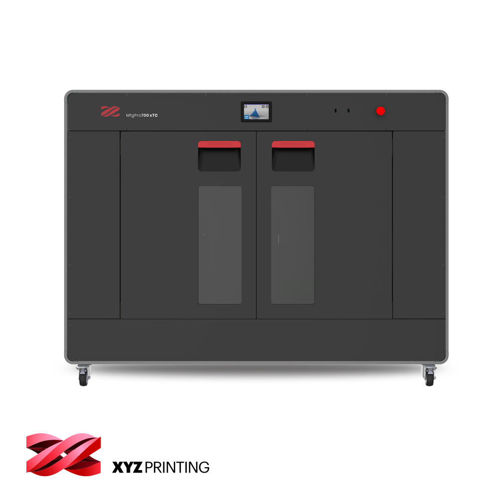 The MfgPro700 xTC. Image via XYZprinting