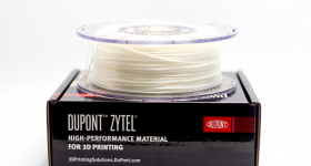 Zytel filament. Photo via DuPont/COEX.