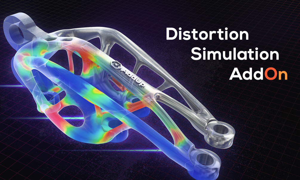 A visual of the Distortion Simulation AddOn. Image via AddUp