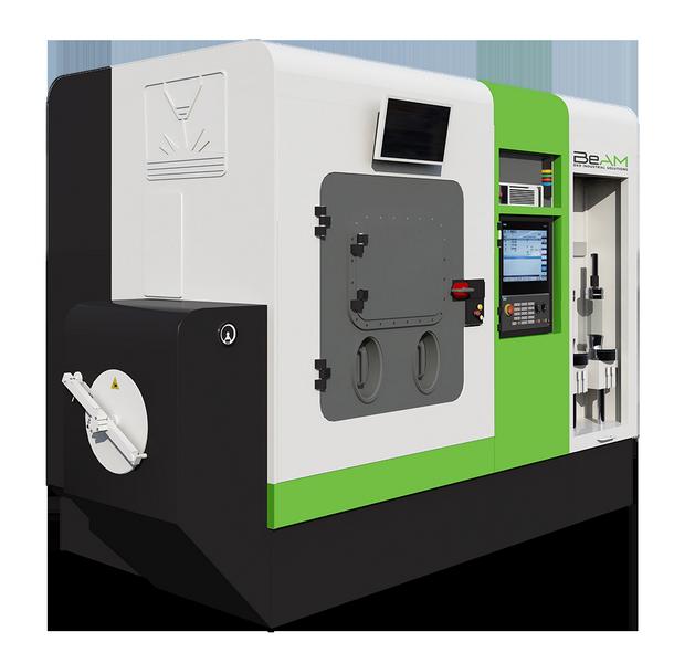 The BeAM Modulo 400 DED printer. Image via BeAM