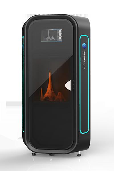 The RP400 3D printer. Image via Prismlab