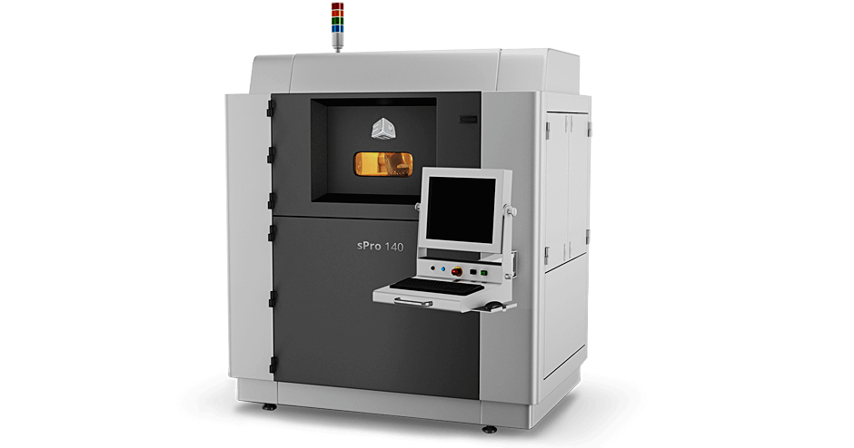 The sPro 140 by 3D Systems. Image via 3D Systems