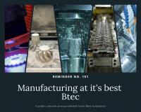 Btec Metal Manufacturing