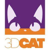 3D CAT Logo