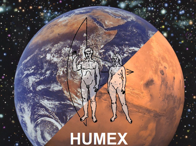 HUMEX, a Study on the Survivability and Adaptation of Humans to Long-Duration Exploratory Missions. Image via ESTEC