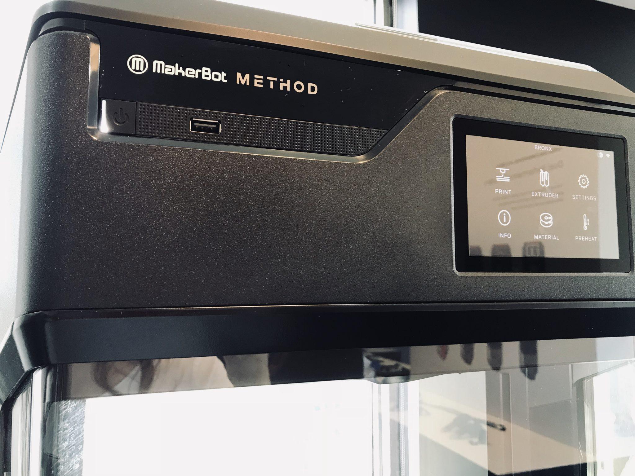 HQ Visit: MakerBot launches Method performance 3D printer
