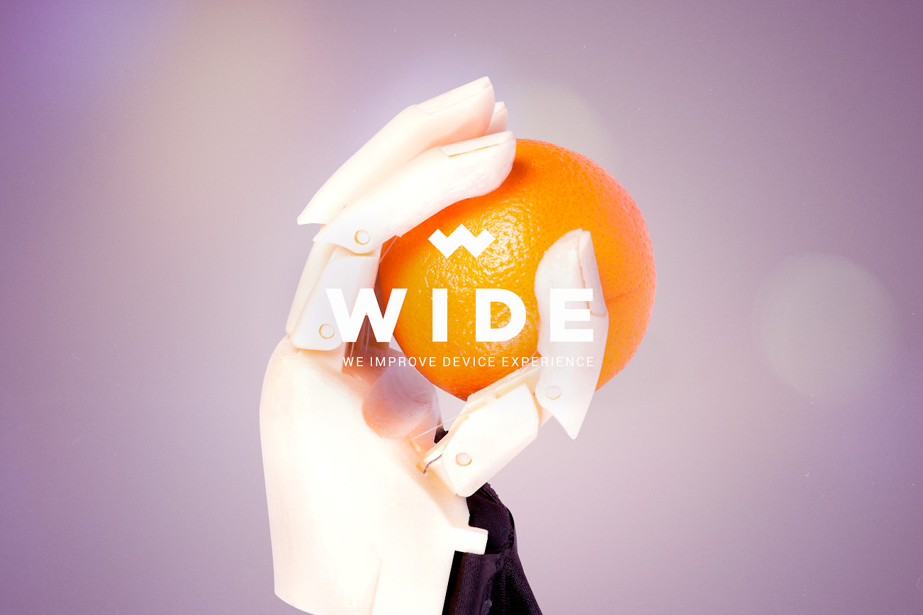 Founded in 2015, the WiDE wants to make prosthetic customization for 3D printing easily available. Image via WiDE