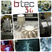 Btec3d Additive Manufacturing