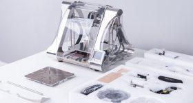 The ZMorph VX multitool 3D printer. Photo via ZMorph.