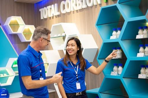 Quality Assurance Manager at Total Corbion PLA, Nittaya Khamma, explains the Luminy portfolio
