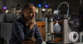 The FELIX Pro 3 3D printer. Photo via FELIXprinters.