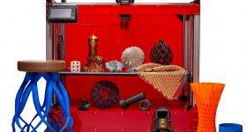 The CreativeBot Duo 3D printer. Photo via Creative 3D Technologies.