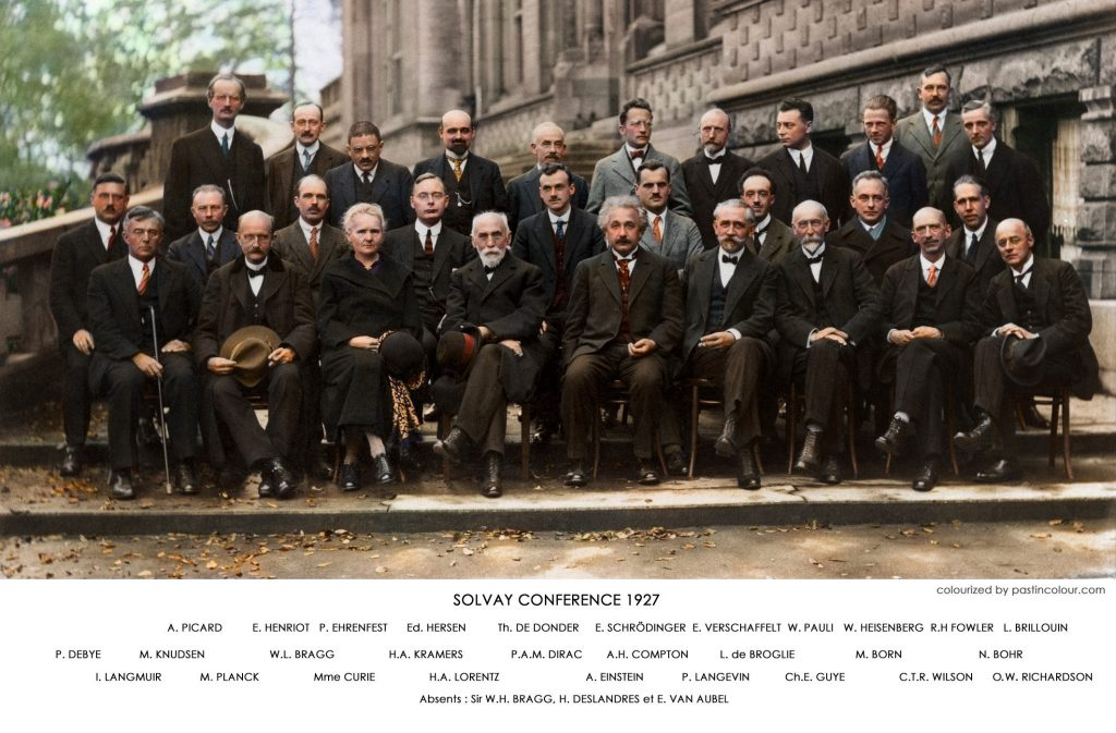 Company founder, Ernest Solvay, also started the long running Solvay Conference.
