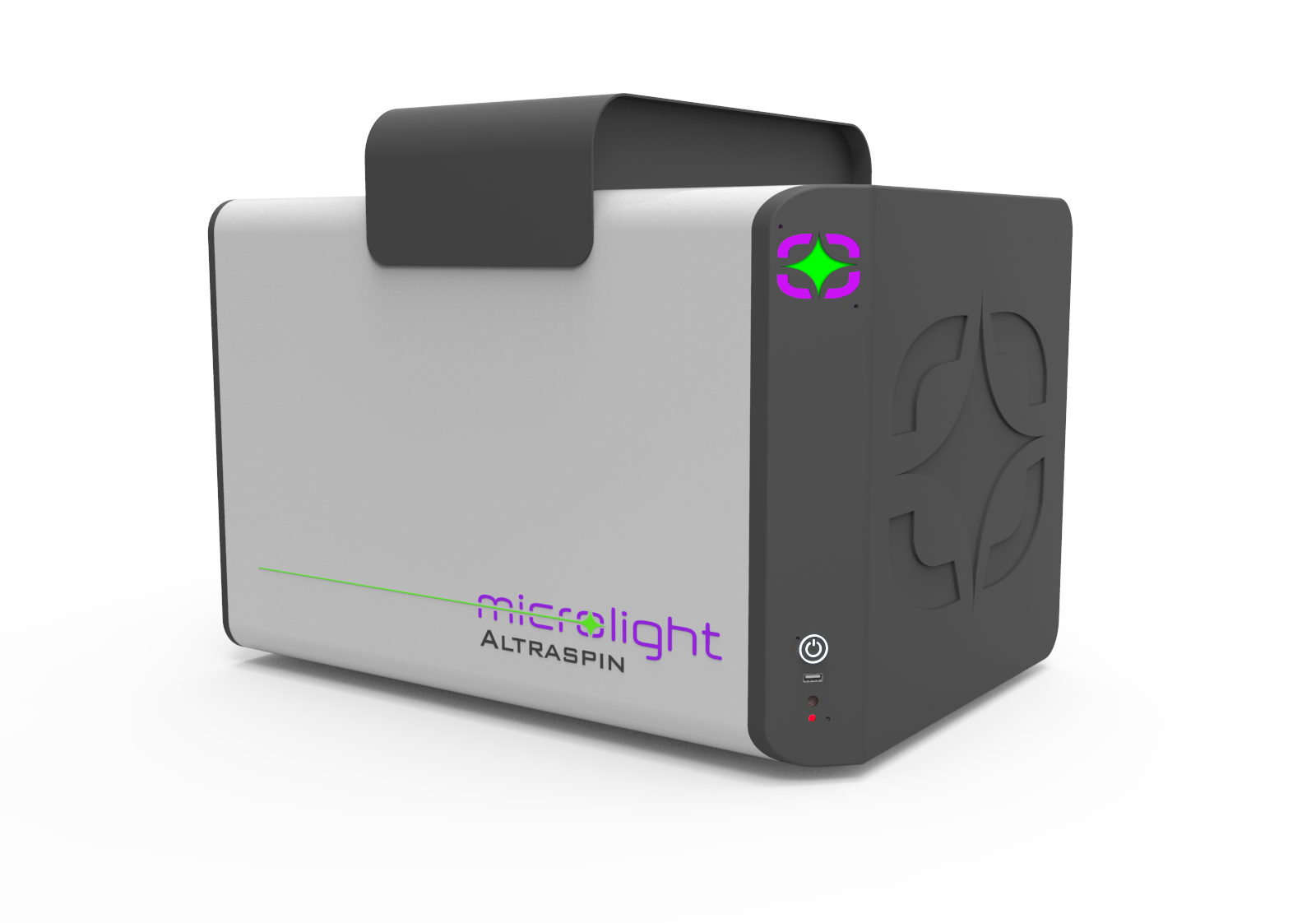 The Microlight3D Altraspin 3D printer. Image via Microlight3D