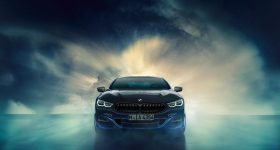 The BMW Individual M850i Night Sky. Photo via BMW Group.