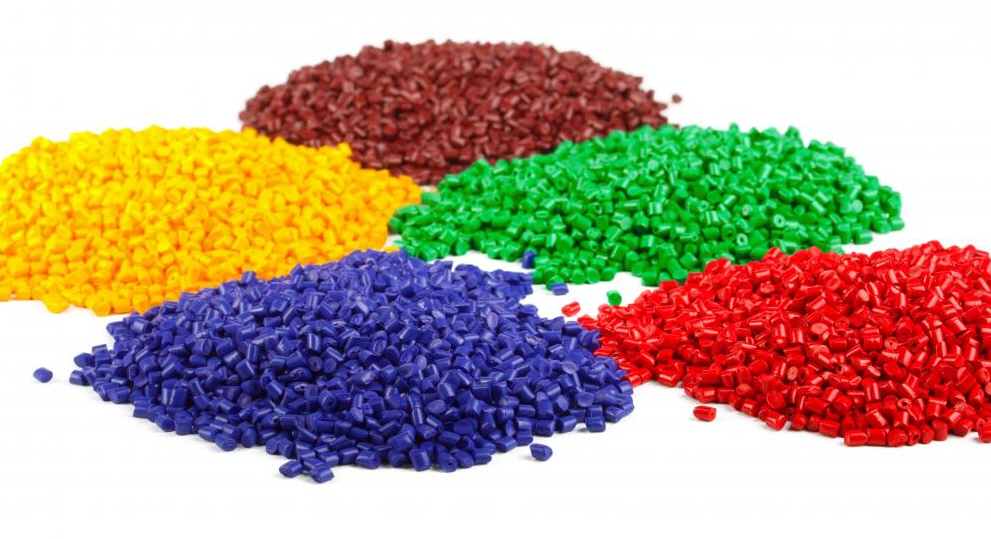 Color ABS pellets. Image via CTM Projects.