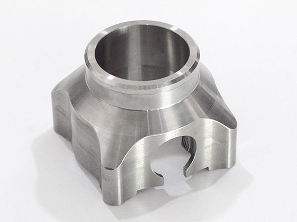 A CNC milled part by Manufacturing Source. Image via Manufacturing Source.
