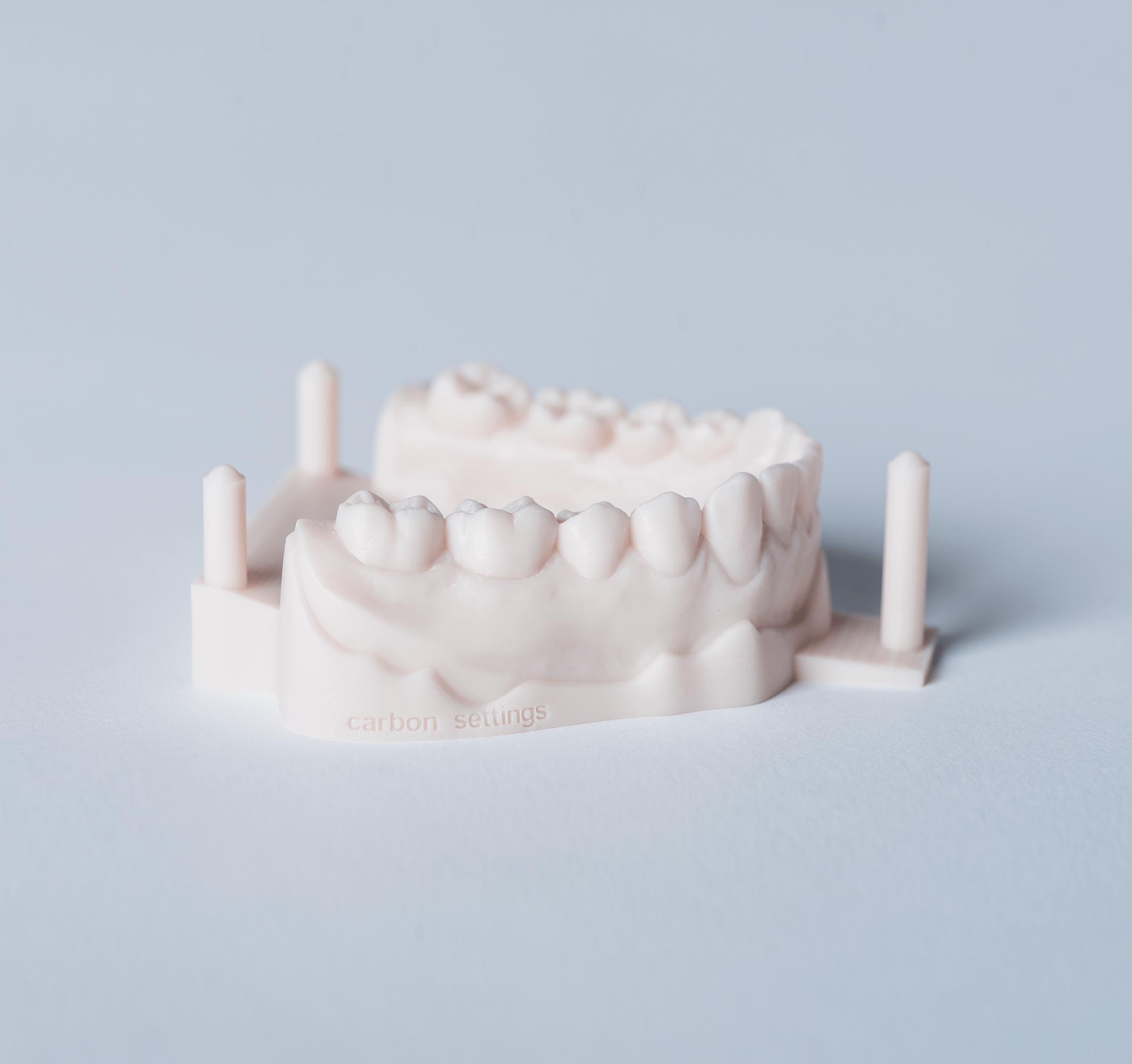 Carbon Reinforces Dental Drive With Launch Of M2d 3D