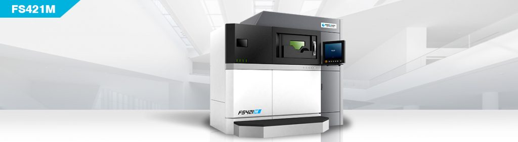 The Farsoon Technologies FS421M, one of the company's metal additive manufacturing range. Image via Farsoon Technologies