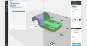 GrabCAD Advanced FDM for creating machine toolpath. Image via GrabCAD.