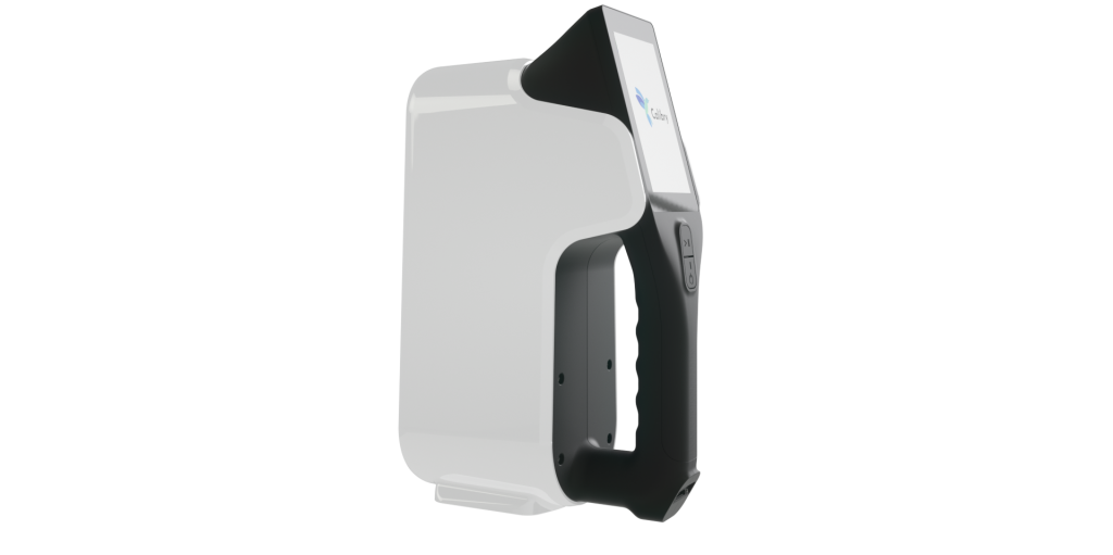 The Calibry 3D scanner. Photo via Thor3D