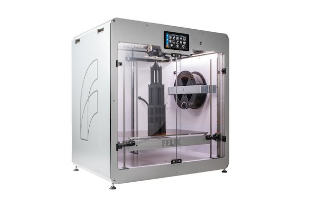 The FELIX Pro L 3D printer. Image via FELIXprinters.