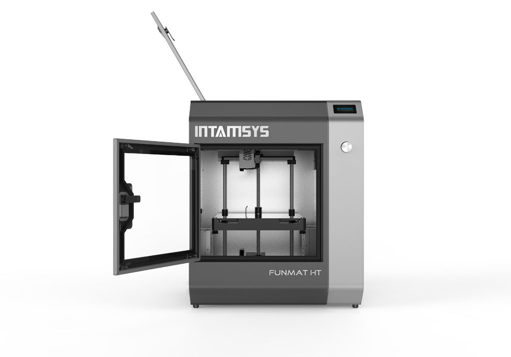 the Enhanced FUNMAT 3D printer. Photo via INTAMSYS.