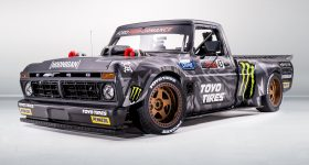 1977 Ford F-150 Hoonigan. Photo via Hoonigan.
