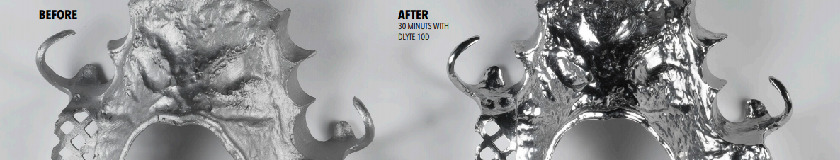 The DryLyte technology applied to metal. Image via GPA Innova.
