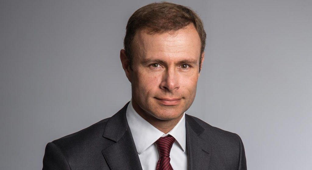 Raphaël Gorgé, Executive Chairman Prodways Group and Chairman and CEO of Groupe Gorgé. Photo via Groupe Gorgé