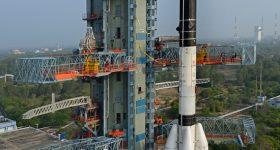 The GSLV. Photo via the ISRO.