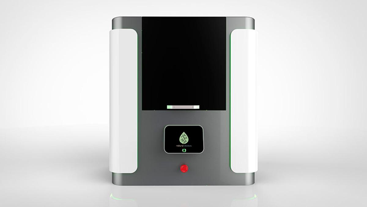 The VIT SLS 3D printer. Photo via Natural Robotics.