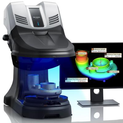 The 3D scanner CMM. Image via Keyence.