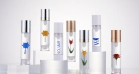 Kolmar Korea's 3D printed skin care products. Image vis Kolmar Korea.
