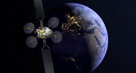 Thales Alenia Space Spacebus NEO platform. Image via Thales Alenia Space