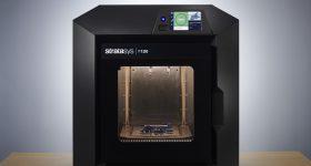 The Stratasys F120 FDM 3D printer. Photo via Stratasys