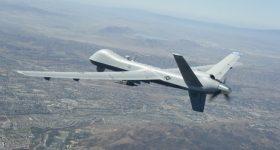 The General Atomics MQ-9 Reaper. Photo via GA-ASI.