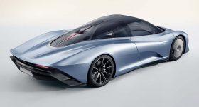 The Mclaren Speedtail. Image via Mclaren Automotive.
