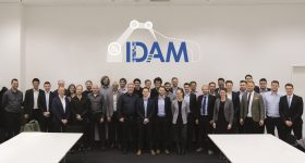Partners of the IDAM project. Coordinated by BMW Group