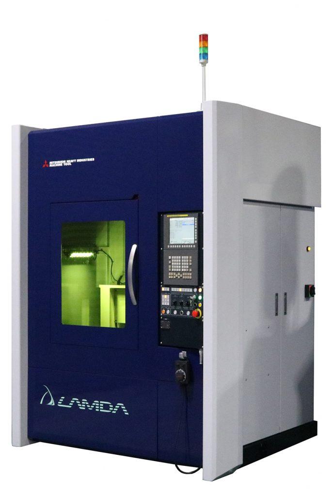 A LAMDA DED machine from Mitsubishi Heavy Industries Machine Tool Co. Ltd. Photo via Mitsubishi Heavy Industries Machine Tool Co. Ltd.
