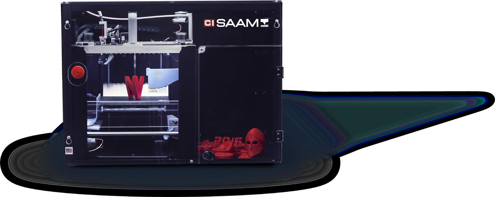 The SAAM system from Cincinnati Incorporated. Image via Cincinnati Incorporated.