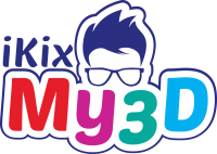 My3D Logo